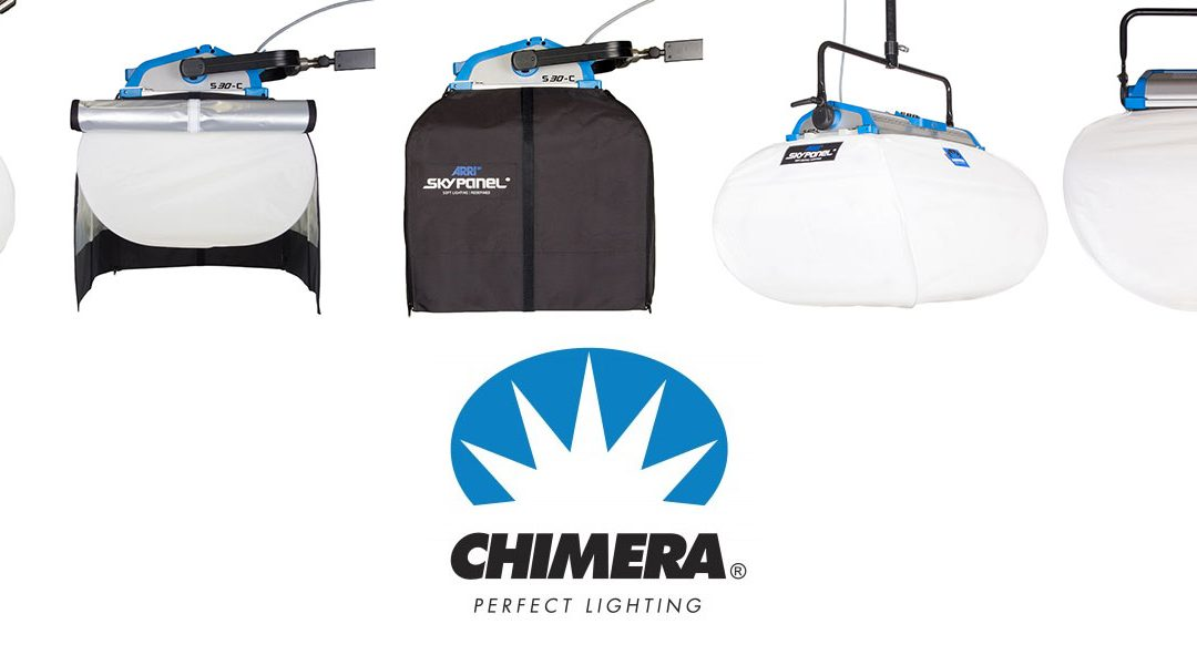 Introducing Chimera's new lanterns for the ARRI Skypanel S30 and S60