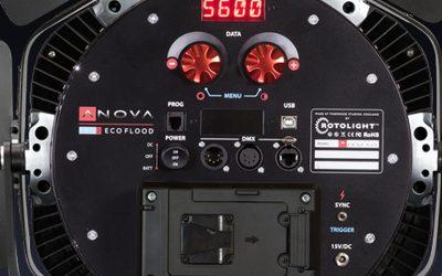 ROTOLIGHT unveil Anova Pro 2 Revolutionary LED Studio/location light