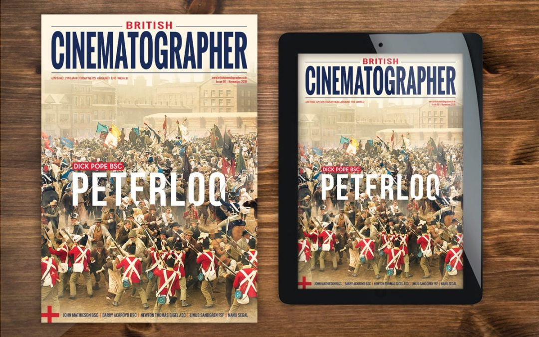 British Cinematographer is Europe's No.1 cinematography magazine and is a proud sponsor of the BSC Expo