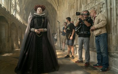 Interview with John Mathieson BSC – Mary Queen of Scots in British Cinematographer magazine