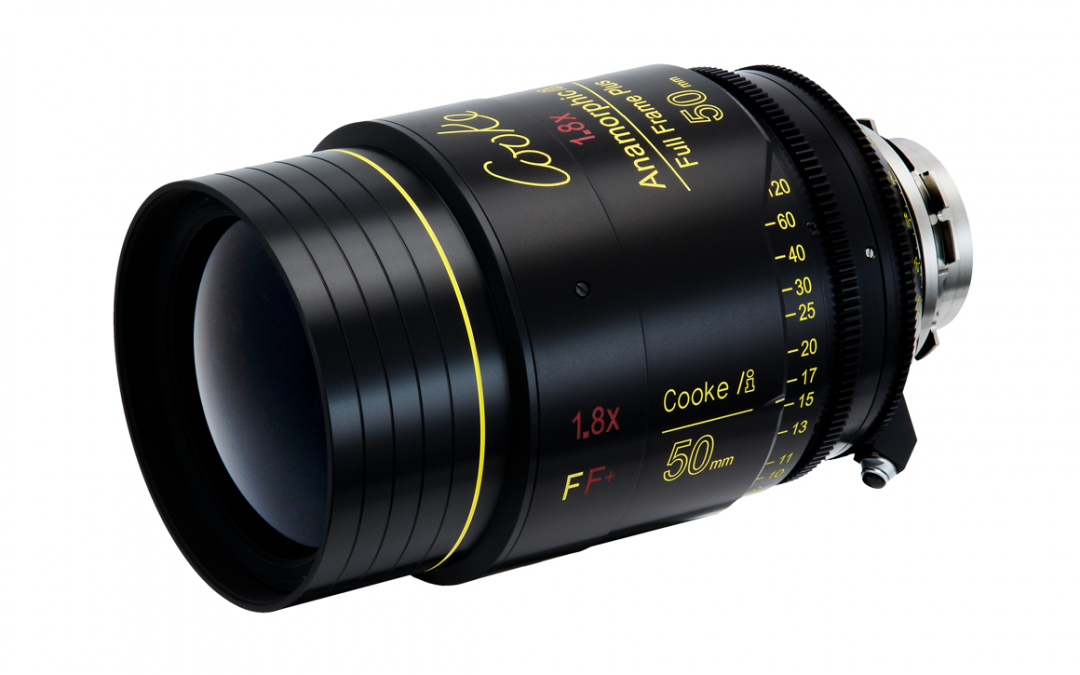 Cooke presents Anamorphic/i Full Frame Plus lens at BSC Expo 2019