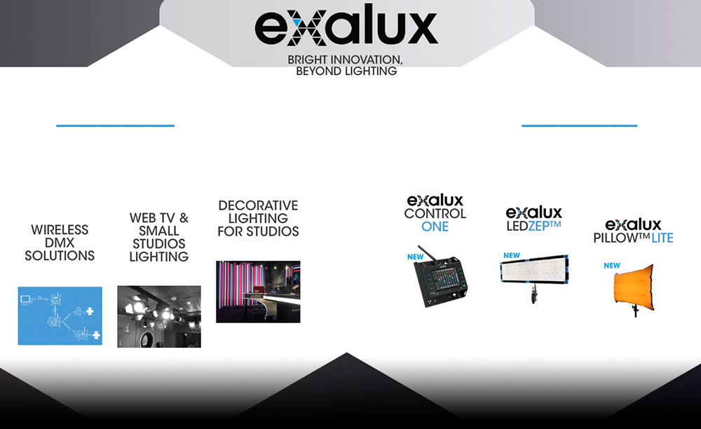 Exciting news from EXALUX for BSC Expo 2019