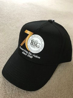 bsc 70th hat