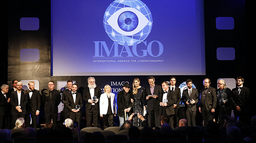The IMAGO International Awards for Cinematography – the winners