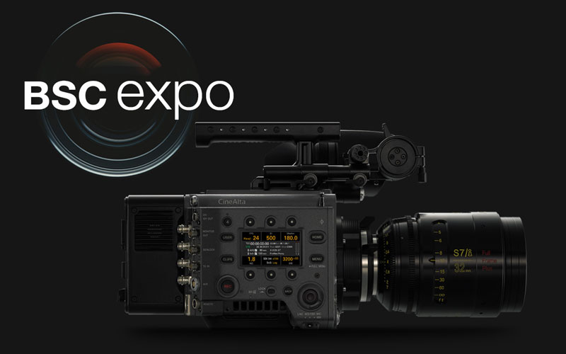 Sony returns to BSC Expo 2019 with new stand design highlighting latest CineAlta line-up