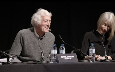 Watch: BSC Expo 2019 – A conversation with Roger Deakins CBE ASC BSC