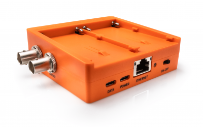 IN2CORE INTRODUCES SCREENPORT SDI: VIDEO INPUT FOR YOUR IPAD