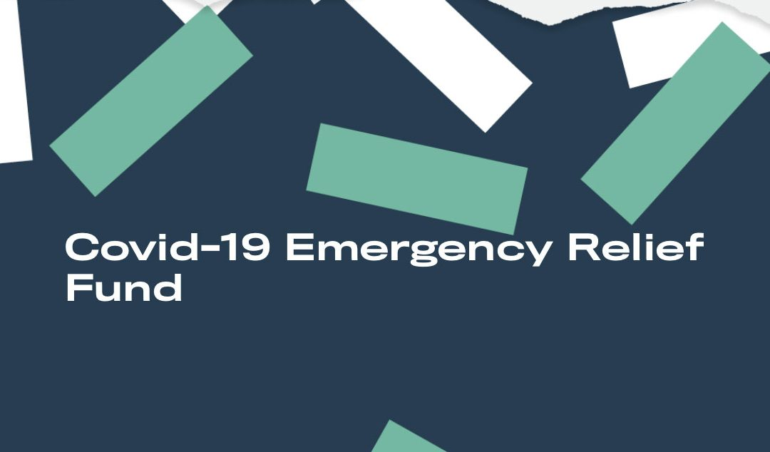 Apply for the Covid-19 Emergency Relief Fund